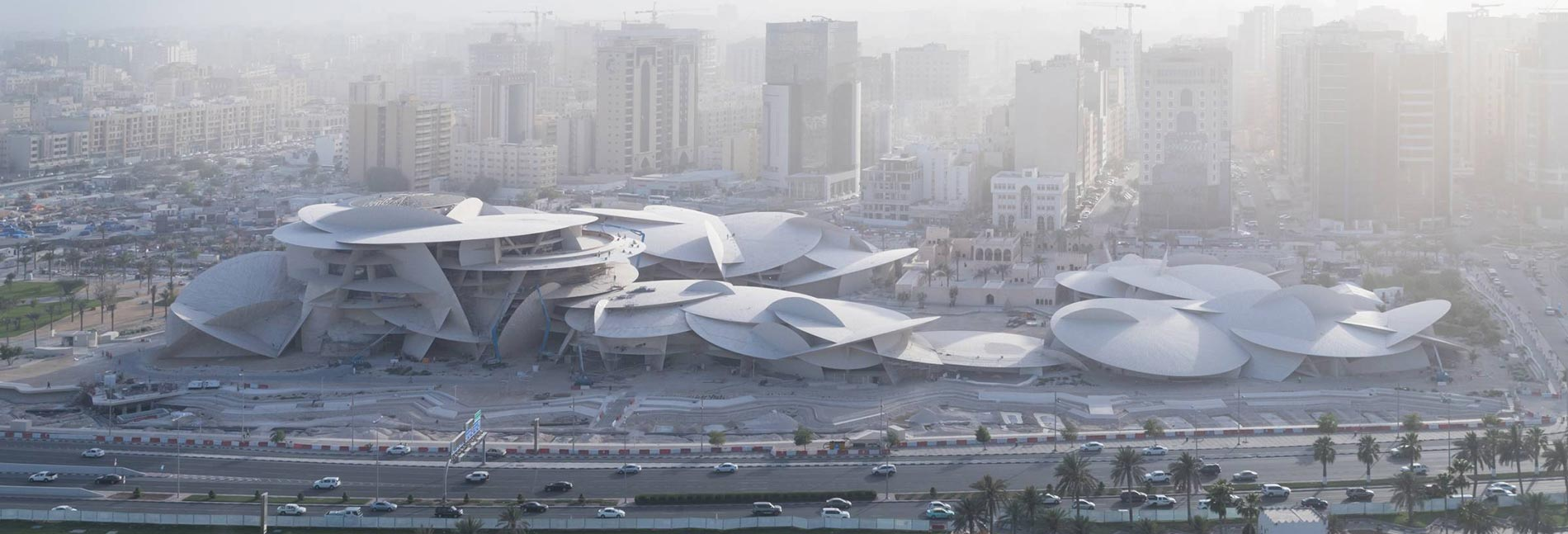 National Museum of Qatar project by Newman MEP