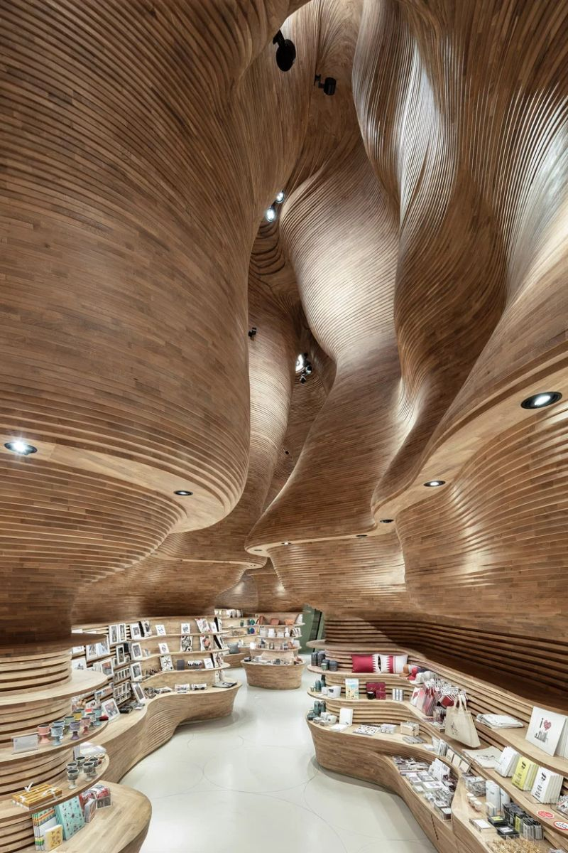 National-Museum of Qatar Loby Bookshop