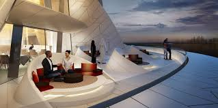 National-Museum of Qatar roof top restaurant (3)